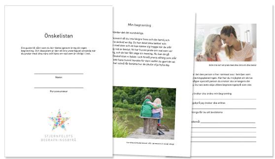 Önskelistan, vita arkivet | Stjernfeldts Begravningsbyrå