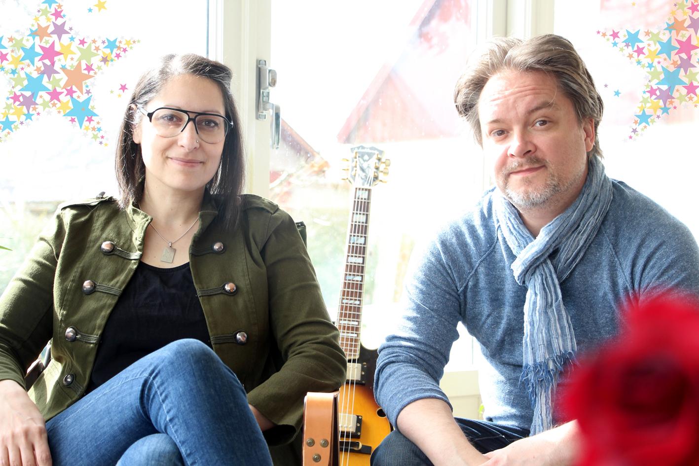 Shirine och Fredrik Stjernfeldt | STJERNFELDTS Begravningsbyrå Trelleborg 0410 - 145 55